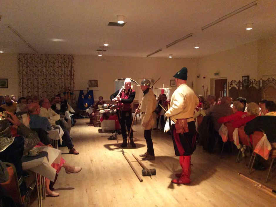 Move Ahead, Wakefield: Agincourt 600 Commemoration