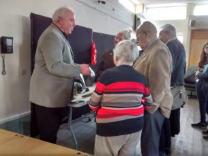 2.BT HANDLING COLLN, PPhilo & display, Marske Hall 16-04-18